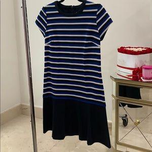 Michael Kors Striped Dress Size M